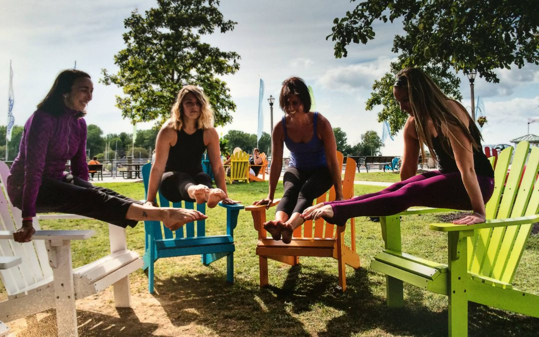 Friendship, Fitness & Fun at Stretch Pilates!